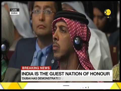 Modi at World Government Summit