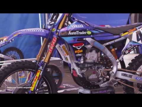 Inside Phil Nicoletti's Super Tricked Out Cycle Trader JGR Yamaha YZ450F