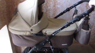 Продаём коляску Riko Satino 2 в 1, Польша. Часть 1