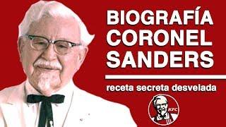 Colonel Sanders interview