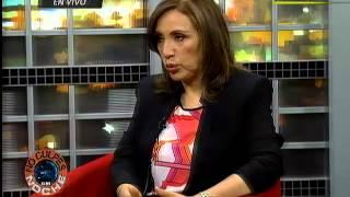 JULIA PRÍNCIPE EN NO CULPES A LA NOCHE (02-02-15)