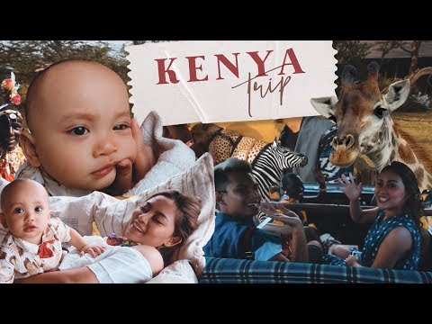 TRIP TO KENYA - Al-Hakim Around the World (Part 2)