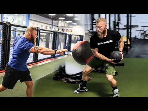 6 Medball Variations to Increase Knockout Power for Combat Sports | Phil Daru