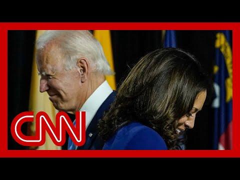 Rising tension between staffs of Biden and Harris