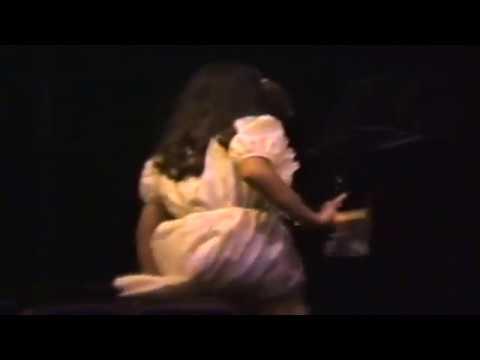 Piano Recital Chamizal 1989