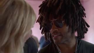Inside Lenny Kravitz's pop-up dentistry charity clinic in The Bahamas   Trailblazers