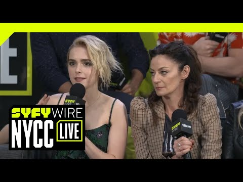 Will We Have A Sabrina  Riverdale Crossover?  NYCC 2018  SYFY WIRE