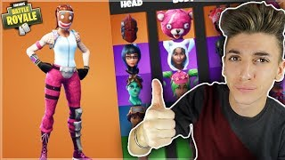 PERSONALIZA TODA LA PIEL FORTNITE!😱 COMO EDITAR LA PIEL EN FORTNITE ITA ( PS4 XBOX PC )