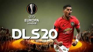 Dream League Soccer 2020 MOD UEFA Europa League!! Nuevas Cartas, Licencias, Interfaz, & Más!!