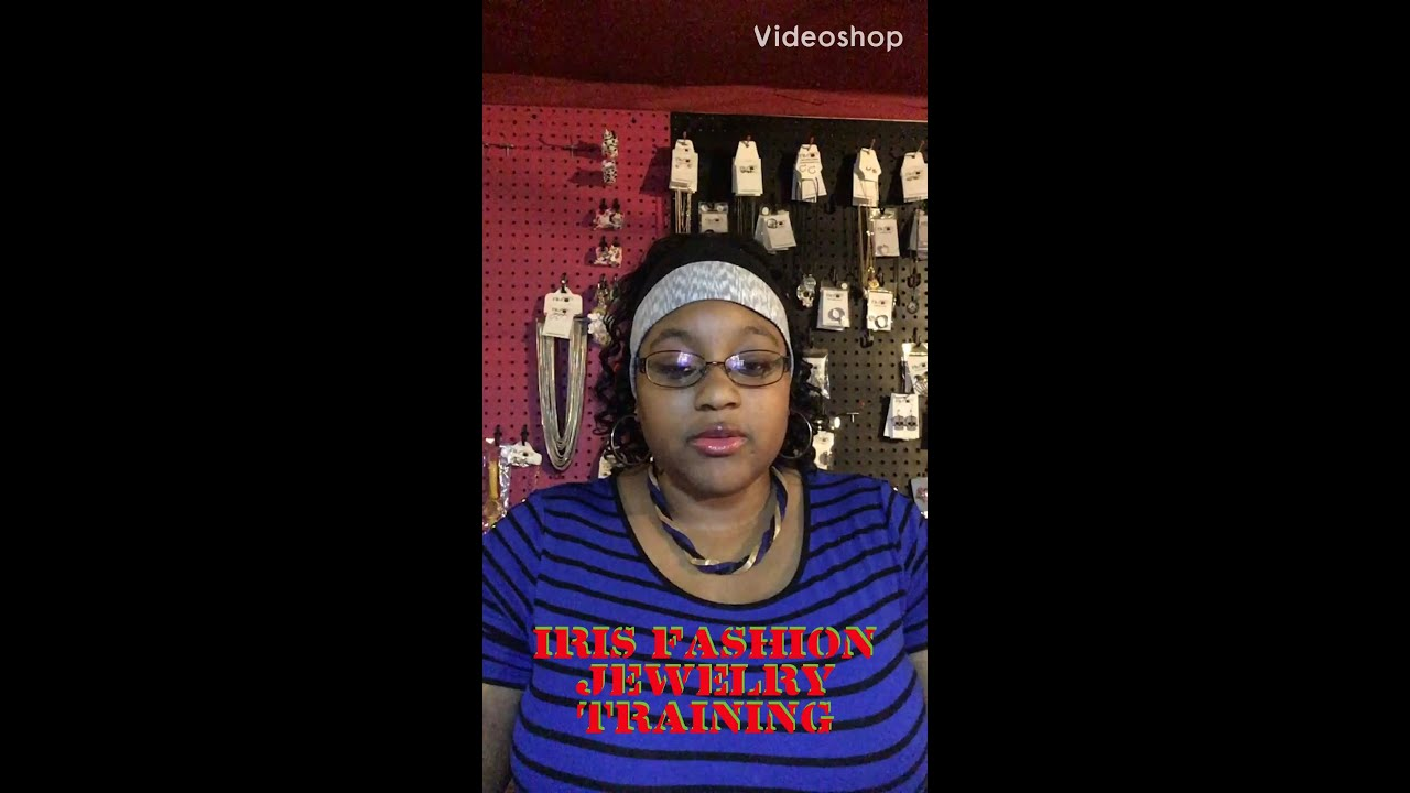 How To Become An Iris Fashion Jewelry Consultant Youtube