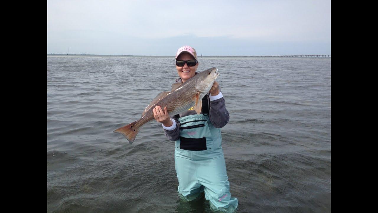 How to wade fish tampa tampa fishing outfitters youtube for Tampa bay fishing outfitters