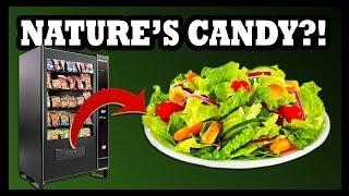 Salad Vending Machine!?? - Foo…