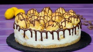 Tort Ecler- cel mai delicios tort cu eclere, toți vor dori să îl guste!