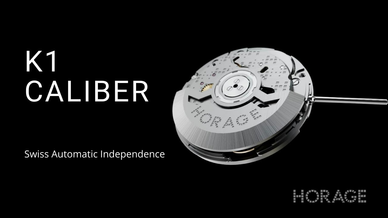 K1 - The New Swiss Automatic