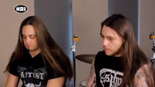 Suicidal Angels Interview (TV WAR 12/2/17)