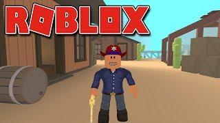 Roblox - COWBOYS VS SHERIFFS ( Wild Revolvers )