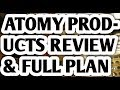 Atomy plan in hindi || Atomy Products review || #atomy_plan