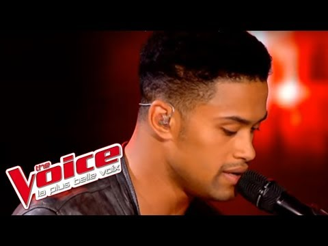The Voice 2012 | Thomas Mignot - Without You (David Guetta feat Usher) | Prime 2
