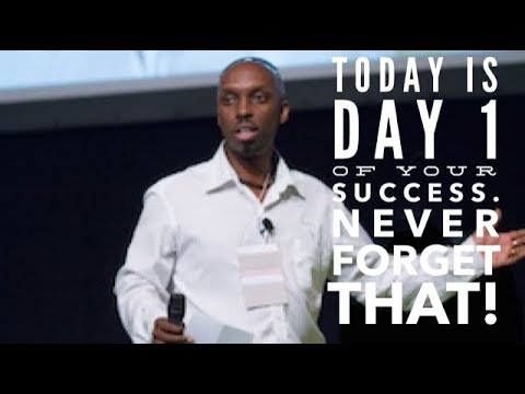 Day 1 Of Your Success