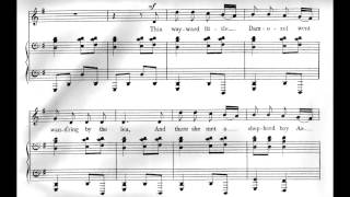 Ivor Novello The Little Damozel song