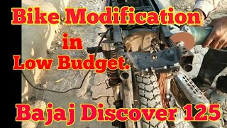 Bike modification in low budget. 10000 to 15000. part 1