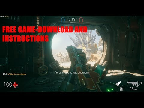 Unity FPS-Sample *COMPLETE GAME DOWNLOAD* + Tutorial thumbnail