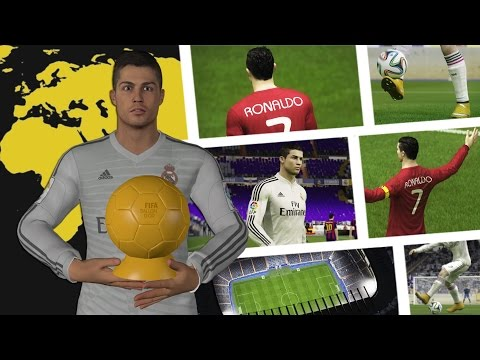 "FIFA 15 ▶ CRISTIANO RONALDO ""Ballon d'Or 2014"" [TRIBUTE]"