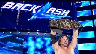 WWE SmackDown Live Preview 13th September 2016! AJ Styles vs John Cena At No Mercy?