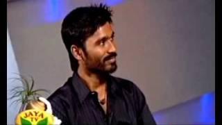 Chikubuku.com - Dhanush - Kutty Interview - Part 1
