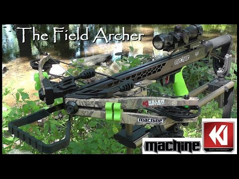 Killer Instinct Machine Crossbow Youtube