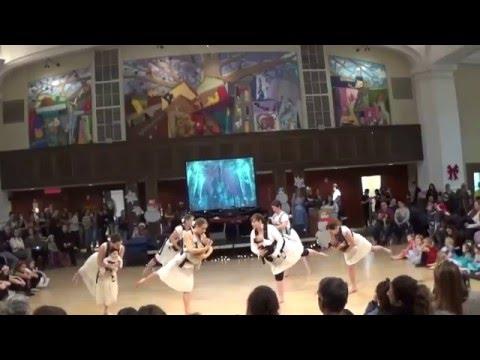 Babywearing Ballet - Presentation Ottawa Dec 2015