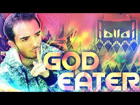 EPIC EXTREME DEMON: Guitar Prueba GOD EATER!! | Geometry Dash