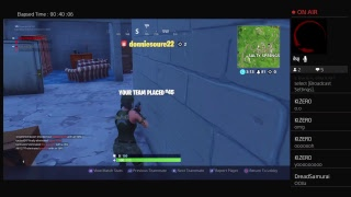 FORTNITE:ZAIVERLITE AND KIZER0 PLAY DUOZ!!!!