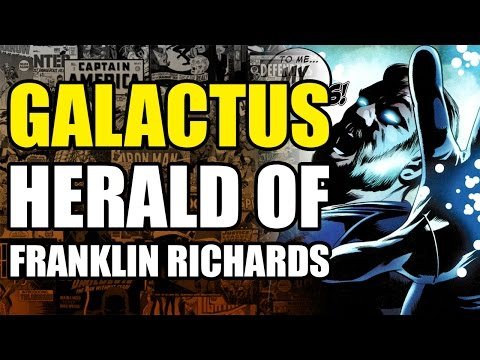 Galactus: The Herald of Franklin Richards