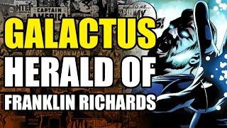 Galactus: The Herald of Franklin Richards
