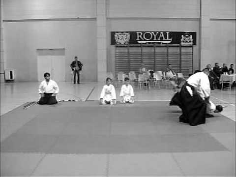 Sonkei Aikido Dojo Tuzla - Demo (Mejdan)