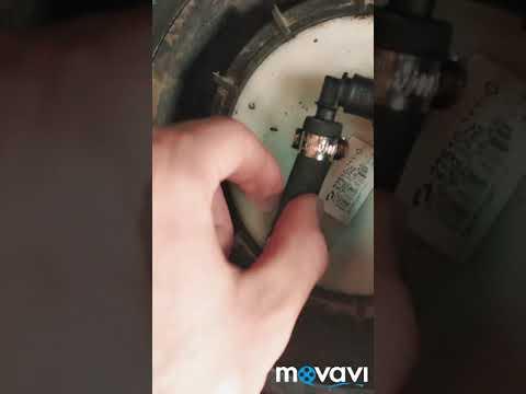 Как заменить, отремонтировать быстросъемный топливный штуцер , топливный шланг