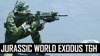 Jurassic World Exodus TGH!! - Airsoft GI