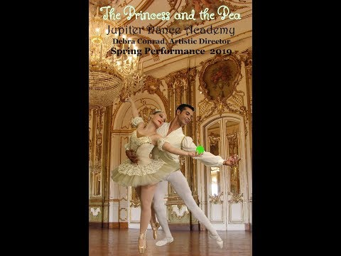 """JUPITER DANCE ACADEMY - """"The Princess and the Pea"""" - PERFORMANCE EXCERPTS 2019"""