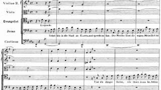 Bach: St Matthew Passion, Lutherania, 2011-04-17, (1/3)