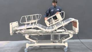Hill Rom 850 Hospital Bed - Used Hospital beds for sale @ www.piedmontmedicalinc.com