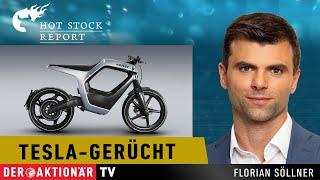 Söllners HSR: Uber, Bitcoin, Lufthansa, Commerzbank, Quantumscape, SDI, VW, Plug Power, Tesla