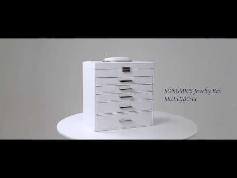How a Jewelry Box is Made - by SONGMICS