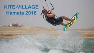 Kite-Village Hamata 2016 HD