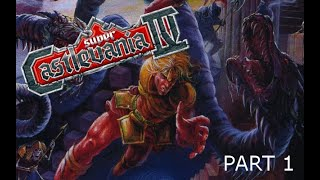 Super Castlevania IV - Whip It [PART 1] | YCFTP