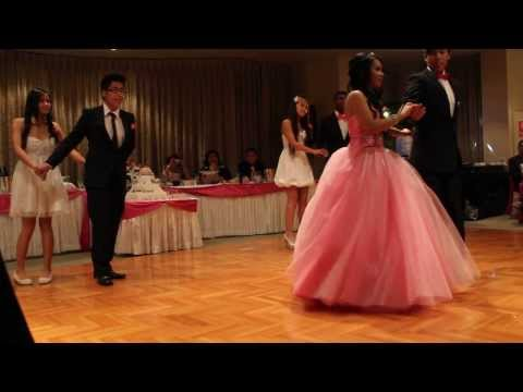 Alyssa's 18th Debutante Dance - Can I Have This Dance