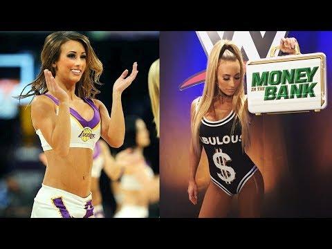 Wrestling Origins: Carmella