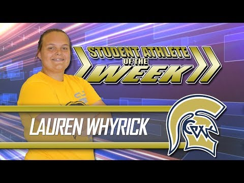 District 6's Student Athlete of the Week-Lauren Whyrick