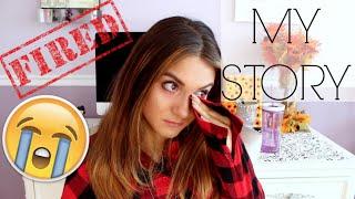 I Got FIRED   Depression   MY STORY.