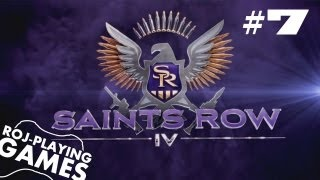 Lubię czarne dziury - Saints Row IV #7 (Roj-Playing Games!)